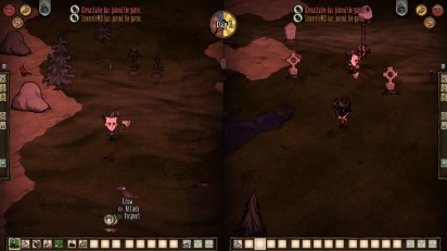 Don't Starve Together: Like Father like Son