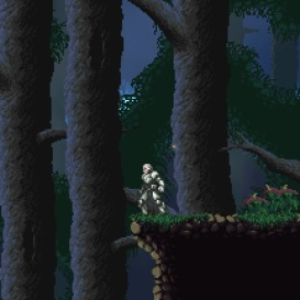 Exile's End_The Forest