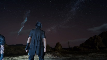 FINAL FANTASY XV: A Light in the Sky