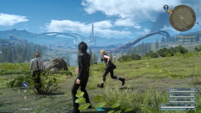 FINAL FANTASY XV: The Sound of Music